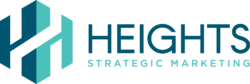 HEIGHTS STRATEGIC MARKETING Logo