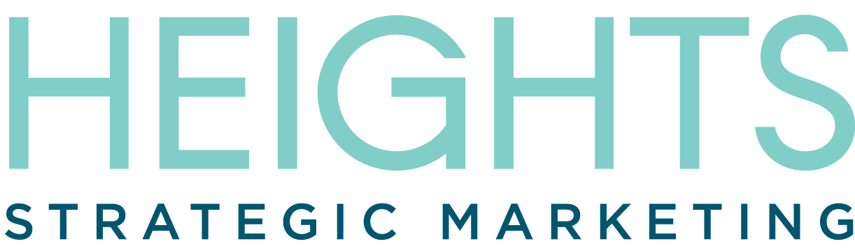 HEIGHTS STRATEGIC MARKETING Logo